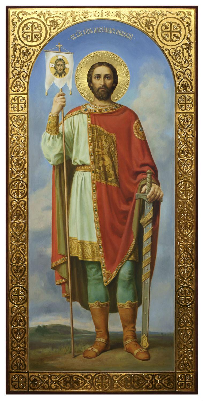 Александр невский своими руками 272