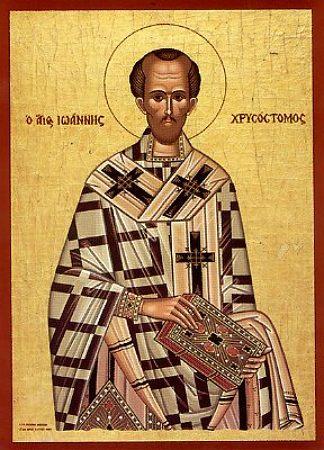 Картинки по запросу Святитель Иоанн Златоуст, архиепископ Константинопольский