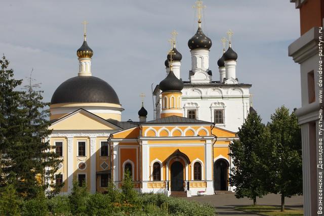 Знаменский храм