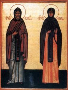 КИРИЛЛ И МАРИЯ РАДОНЕЖСКИЕ