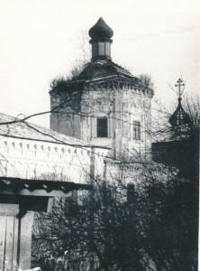 №4 - 1985 Успенская церковь А.Агафонов