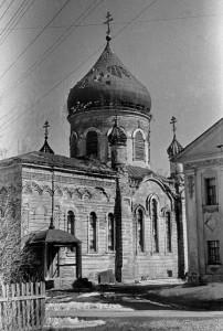 №6 - 1987 Спасский собор А.Чеботарь