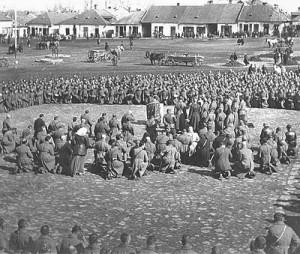№7 Молебен воинов Русской армии